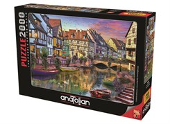 Colmar Canal | Anatolian Puzzle